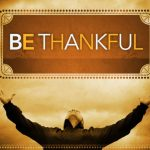 Homily on Thanksgiving