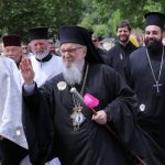 Pictures of Historic Visit of Archbishop Demetrios