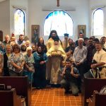 Inaugural Patronal Feast is Celebrated with Great Joy!