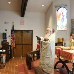 First Infant Baptism at ASONA